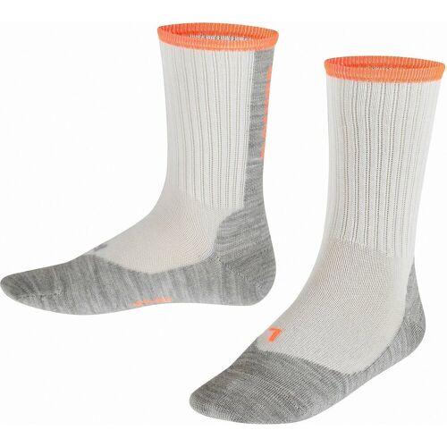 FALKE Sportsocken »Kinder Socken Active Power«, weiß