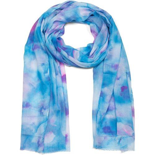 styleBREAKER Schal »Schal mit Aquarell Farbverlauf Muster« Schal mit Aquarell Farbverlauf Muster