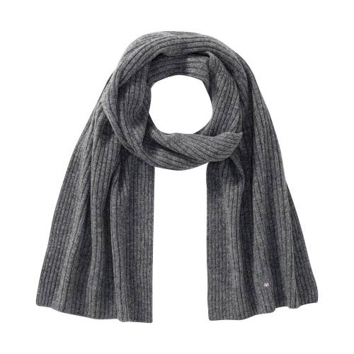 Gant Schal »Strickschal«, Grau   Grau