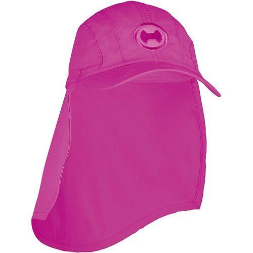 hyphen Sonnenhut »Kinder UV-Schutz Sonnenhut mit Nackenschutz«, pink
