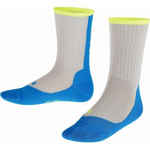 FALKE Sportsocken »Kinder Socken Active Power«, blau