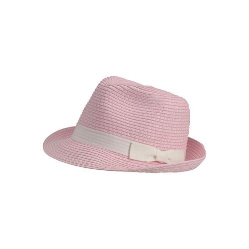 J.Jayz Strohhut Sonnenhut mit Ripsband, rosa