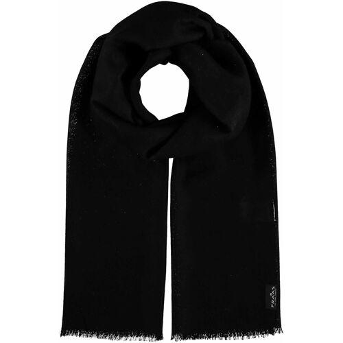 Fraas Modeschal »Wollschal« aus reiner Wolle, schwarz