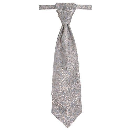 Wilvorst Krawatte (Set, 2-St., mit Einstecktuch) Plastron inklusive Einstecktuch