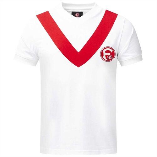 Fortuna Düsseldorf Fußballtrikot »Retro 1965«