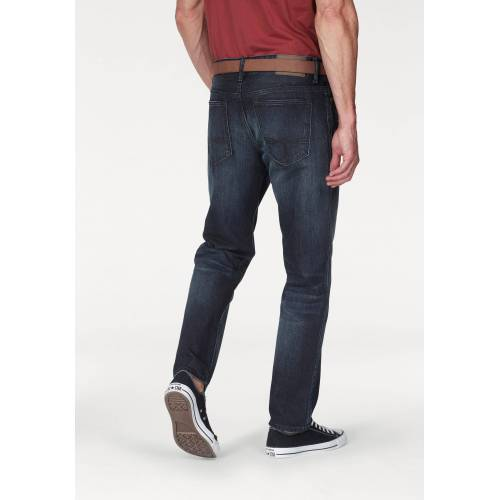 s.Oliver Slim-fit-Jeans (Set, mit Gürtel)