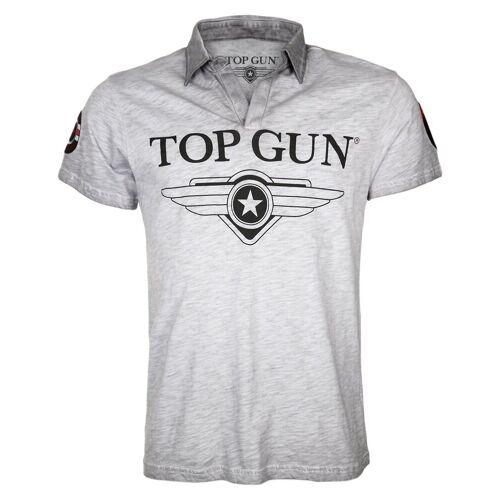 TOP GUN T-Shirt »Star« sportlicher Schnitt