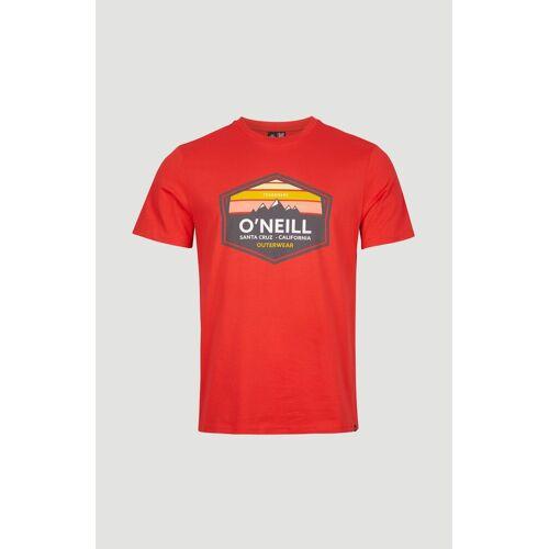 "O'Neill T-Shirt »""MOUNTAIN TRADEMARK""«, Plaid"