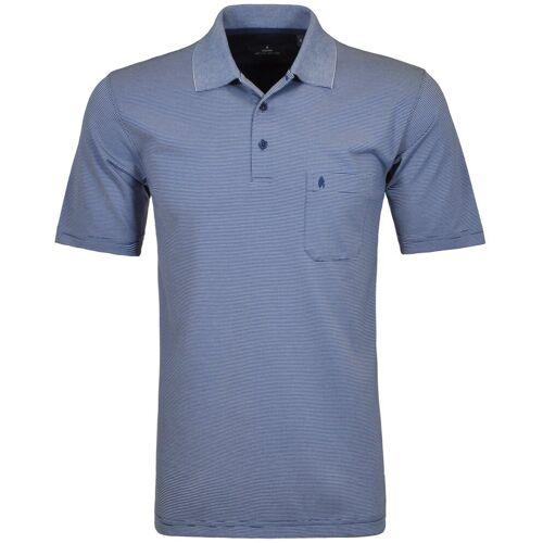 RAGMAN Poloshirt, blau