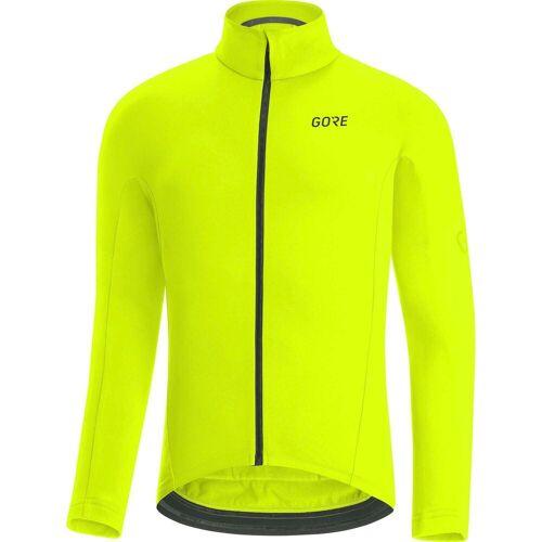 GORE® Wear Trikot »C3 Thermo Trikot«, neon yellow