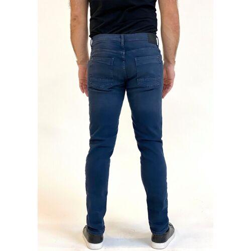 Blend Slim-fit-Jeans, black-blue