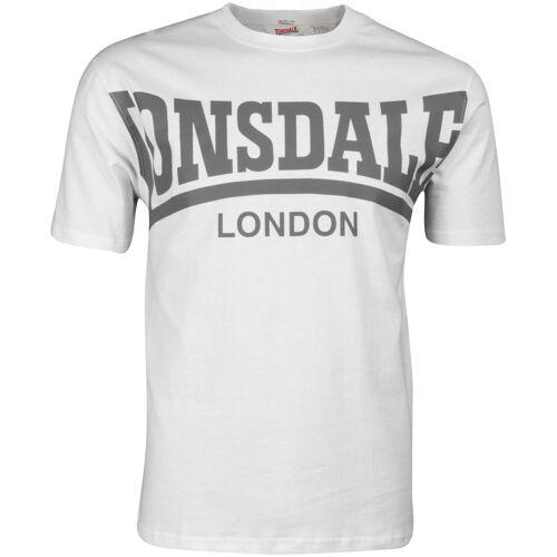 Lonsdale T-Shirt »YORK«, weiß