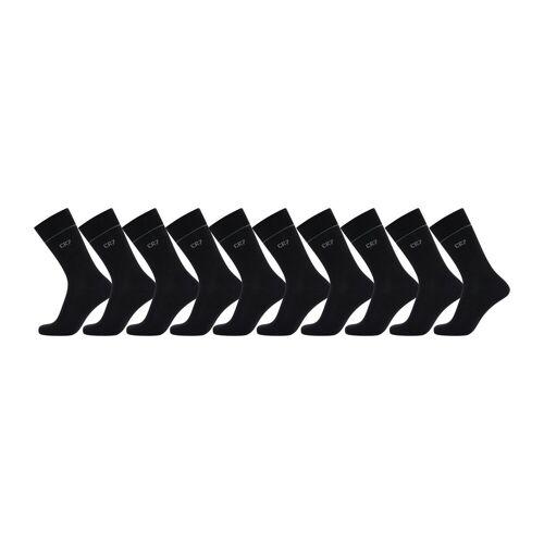 CR7 Kurzsocken »Herren Socken, 10er Pack - Kurzsocken,«