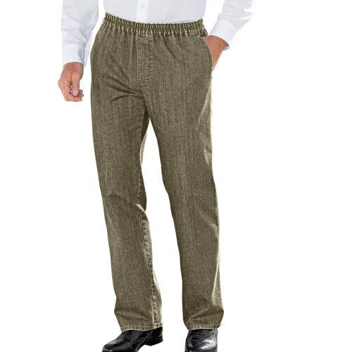 Brühl Dehnbund-Jeans, schlamm