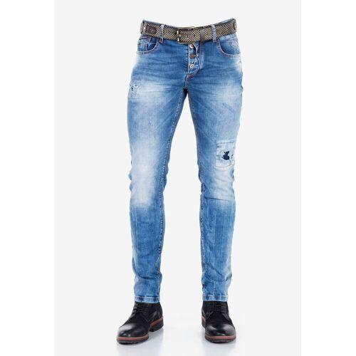 Cipo & Baxx Bequeme Jeans im trendigen Look