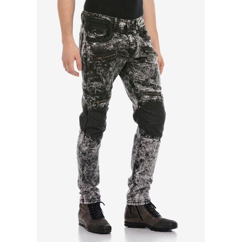 Cipo & Baxx Bequeme Jeans im bequemen Regular-Fit-Schnitt