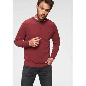 Timberland Sweatshirt mit Rundhals, bordeaux