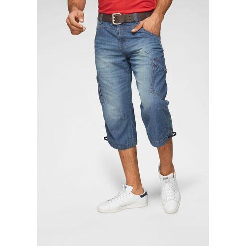 TIMEZONE 3/4-Jeans in Caprilänge