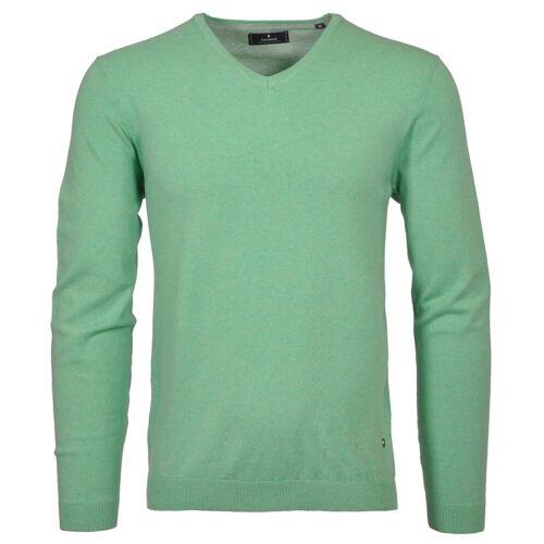 RAGMAN V-Ausschnitt-Pullover, jade
