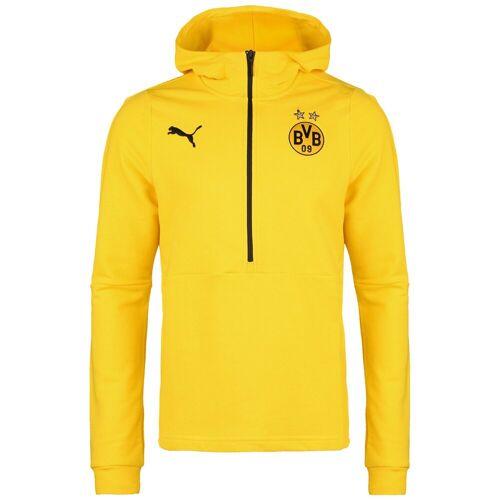 Puma Kapuzenpullover »Borussia Dortmund Casuals«