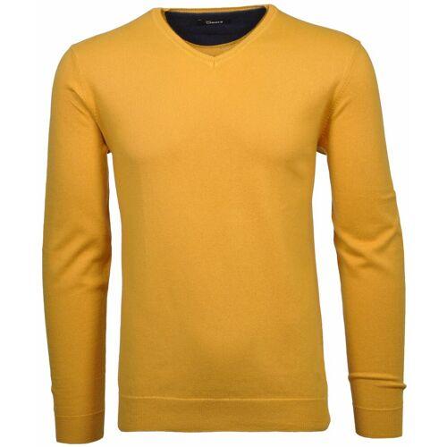 RAGMAN V-Ausschnitt-Pullover, blau