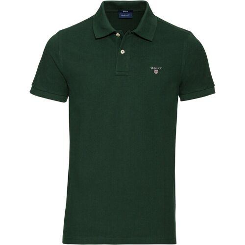 Gant Poloshirt »Piqué-Poloshirt«, Tartan Green   Tartan Green   Tartan Green   Tartan Green