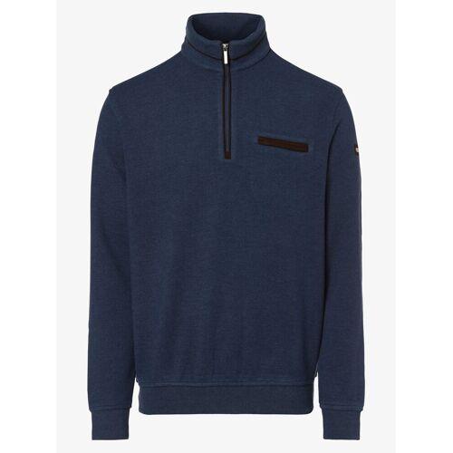 Bugatti Sweatshirt, blau