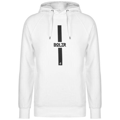 Bolzr Kapuzenpullover »X Outfitter«, weiß