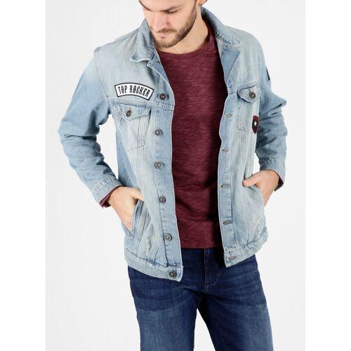 Mavi Jeansjacke »NICK« Lässige Jeansjacke