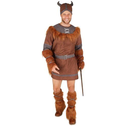 tectake Wikinger-Kostüm »Herrenkostüm Wikinger«