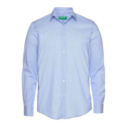 United Colors of Benetton Langarmhemd mit Streifen