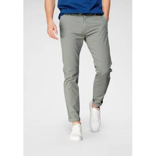 Levi's® Chinohose »CHINO II TAPER«, shadow str twill