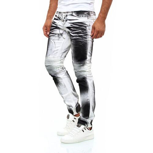 KINGZ Bequeme Jeans im perfekten Look