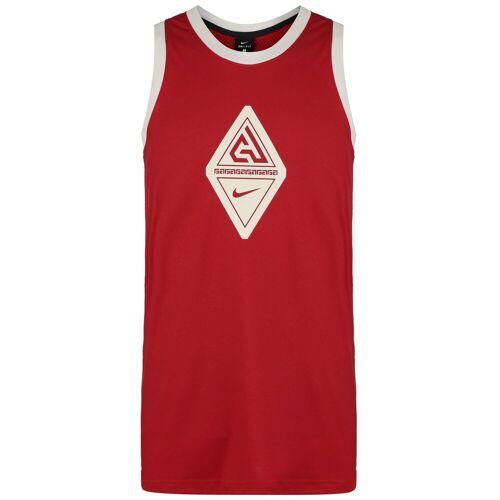 Nike Tanktop »Giannis«, gym red