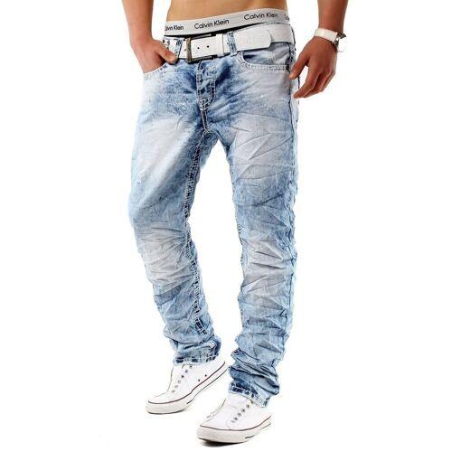 Egomaxx Regular-fit-Jeans »584« Jeans ACID ANGEL Like