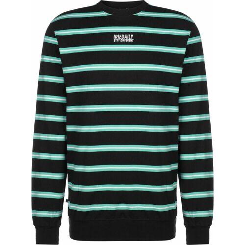 iriedaily Sweatshirt »Bro Stripe«, navy