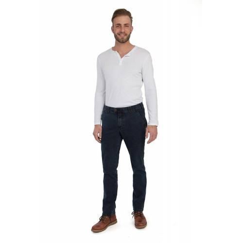 Club of Comfort Slim-fit-Jeans »GARVEY 6822« mit Thermolite-Wärmeisolierung