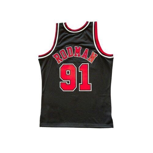 Mitchell & Ness Basketballtrikot »Swingman Chicago Bulls 1997-98 D. Rodman #91«