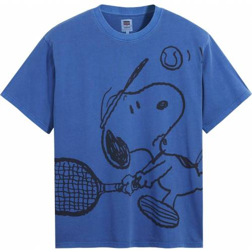 Levi's® Print-Shirt »Graphic Relaxed« mit Snoopy-Tennis-Motiv