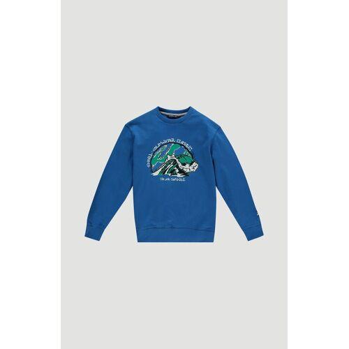 O'Neill Sweatshirt »Cold water classic«, Blau