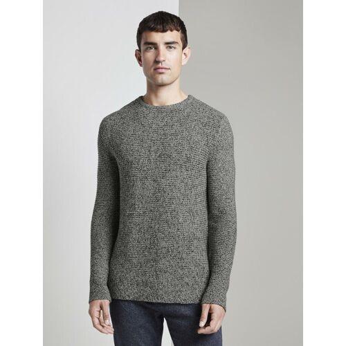 TOM TAILOR Strickpullover »Pullover mit Strickmuster«