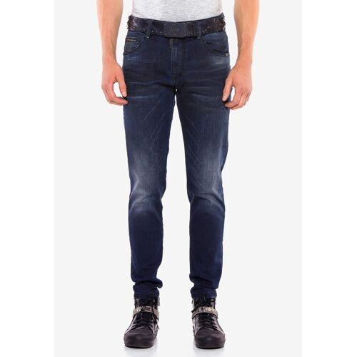 Cipo & Baxx Slim-fit-Jeans im Slim-Fit Schnitt