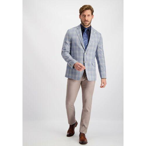 Lavard Sakko in blauen und grauen Farbtönen