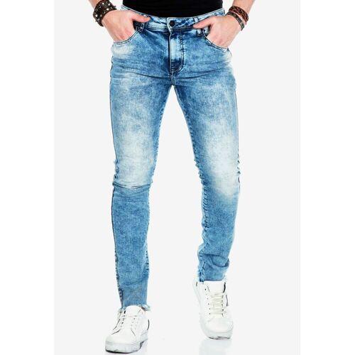 Cipo & Baxx Slim-fit-Jeans im Slim Fit-Schnitt