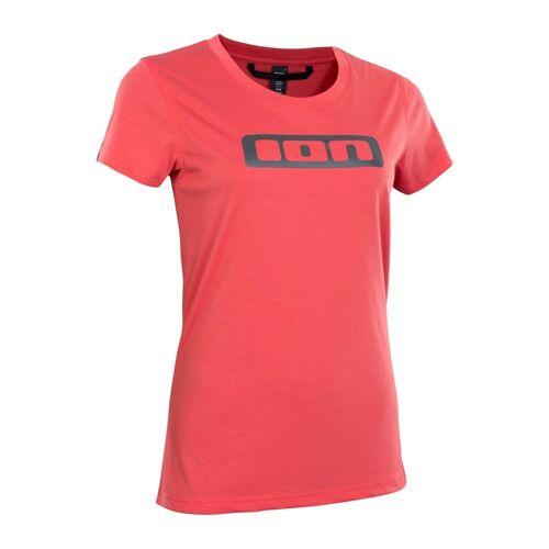 ION Radtrikot »Fahrradtrikot Tee SS Seek DR Damen«, pink