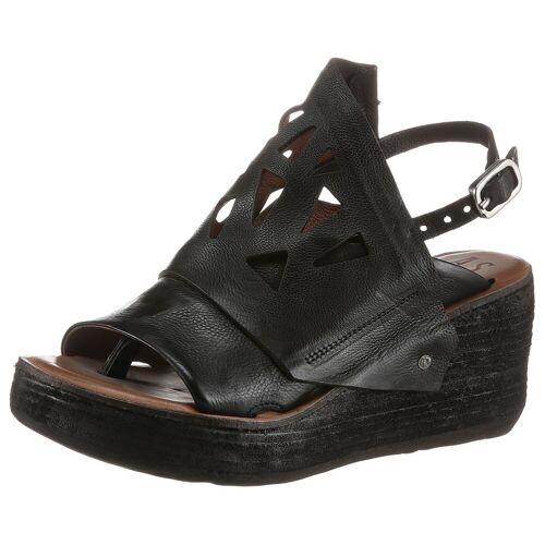 A.S.98 »NOA« Sandalette mit modischen Cut Outs