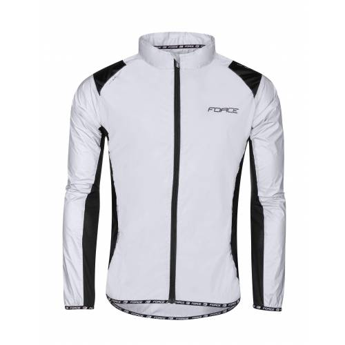 FORCE Fahrradjacke »Hoch Reflektierend Jacke, Sport, Jogging, Fahrrad«