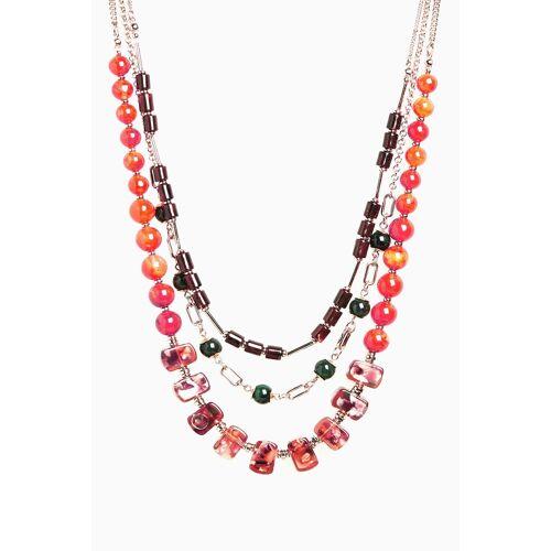 Next Gliederkette »Mehrreihige Perlenkette«