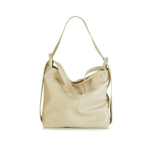 MADELEINE Handtasche, creme