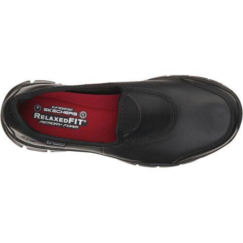Skechers »Slipper Sure Track schwarz« Arbeitsschuh